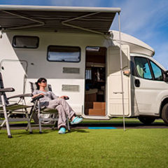 How to save money living in an RV