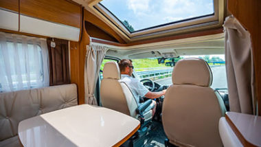 Tips on driving an RV